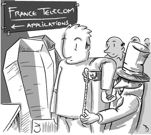 France Telecom Applications