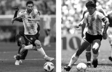 ¿Es Messi mejor que Maradona?