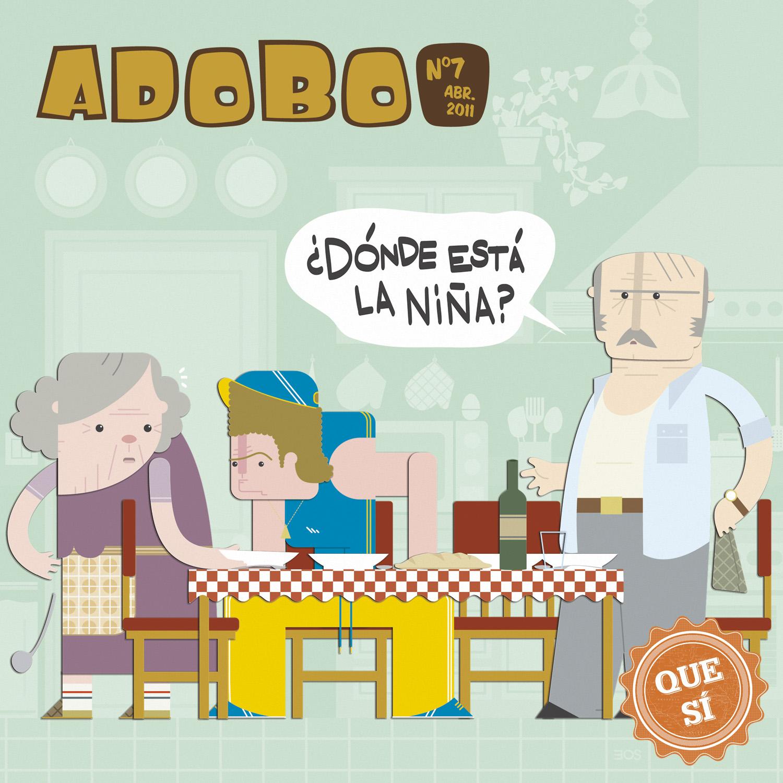 Fanzine del mes: Adobo
