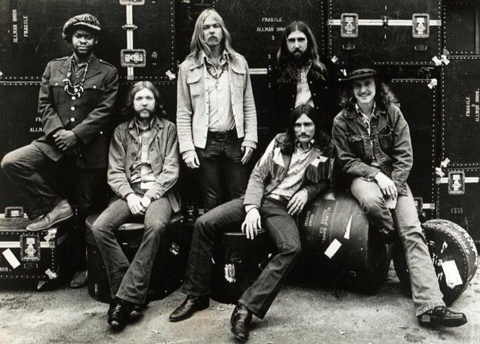 Allman Brothers Band: cuarenta años de tragedia, leyenda y música