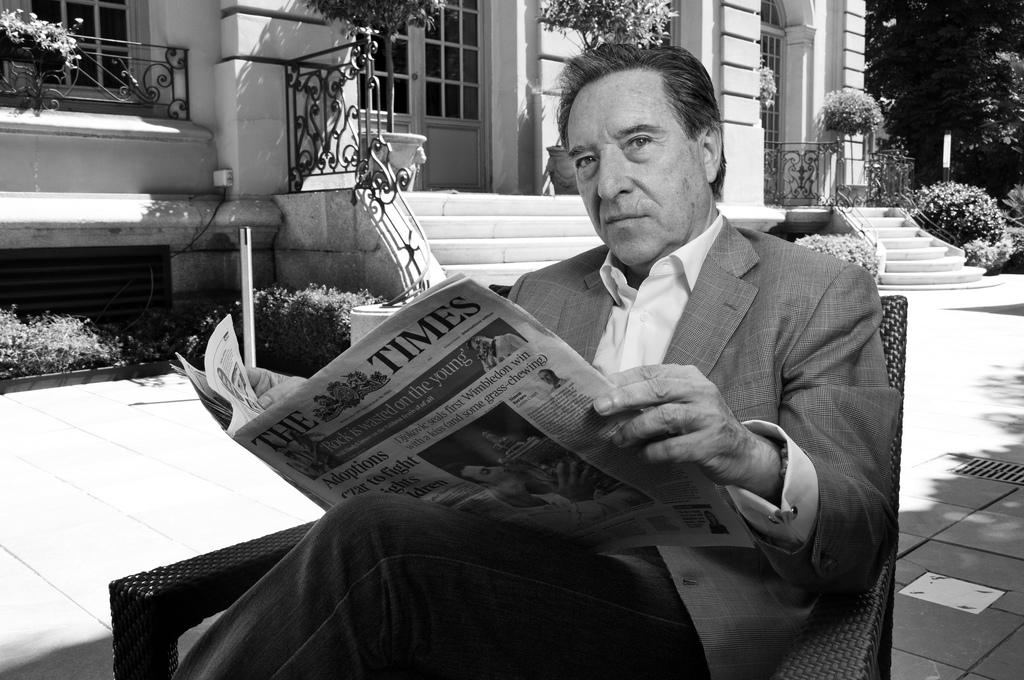 """Iñaki Gabilondo: """"La democracia es una herramienta capital, pero está roñosa"""""""