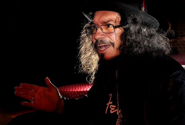 "Raimundo Amador: ""A Jimi Hendrix se lo debo todo"""
