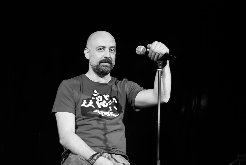 """Goyo Jiménez: """"La obligación del humorista es reírse de todos, como Aristófanes"""""""