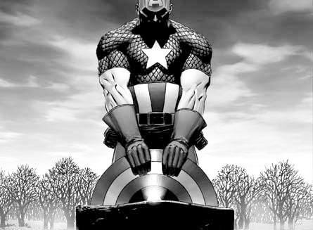 Outlet de Pijamas: Entrevista al Capitán América (y II)
