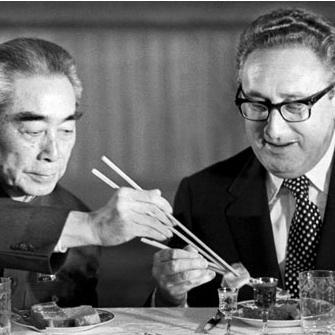 Antonio J. Rodríguez: China