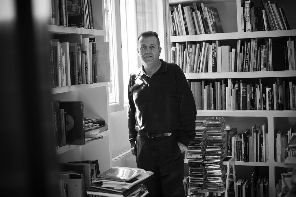 """Vicente Todolí: """"Una obra sola no significa nada, el arte es panteísta"""""""