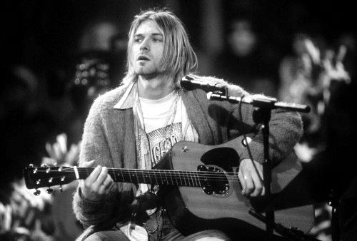 Kurt Cobain: El anti-grunge