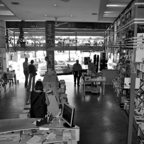 Librerías con encanto: Hydria (Salamanca)