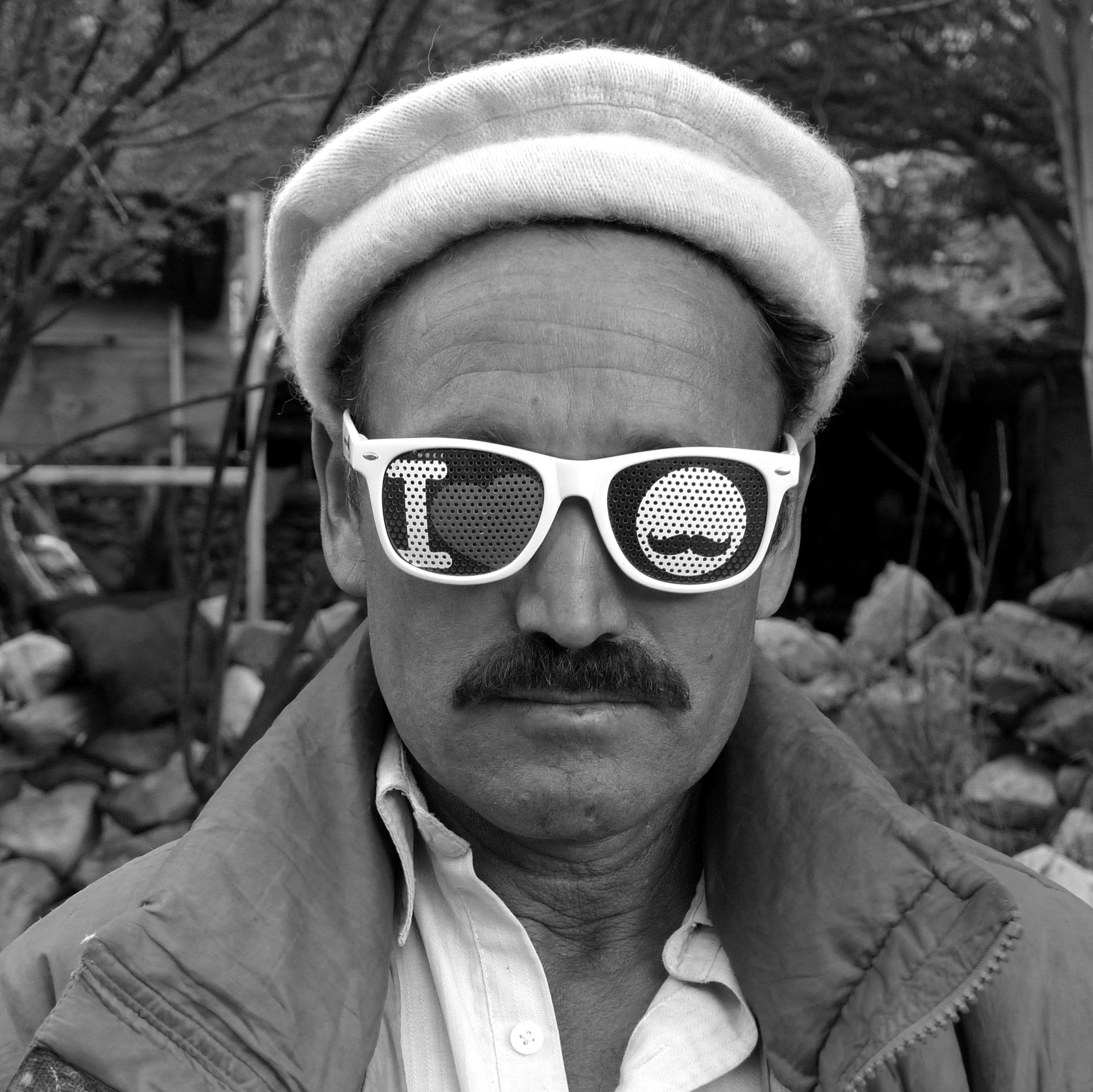 Simón Elías: Saicho, 3.400 metros s.n.m., Baltistán, Pakistán