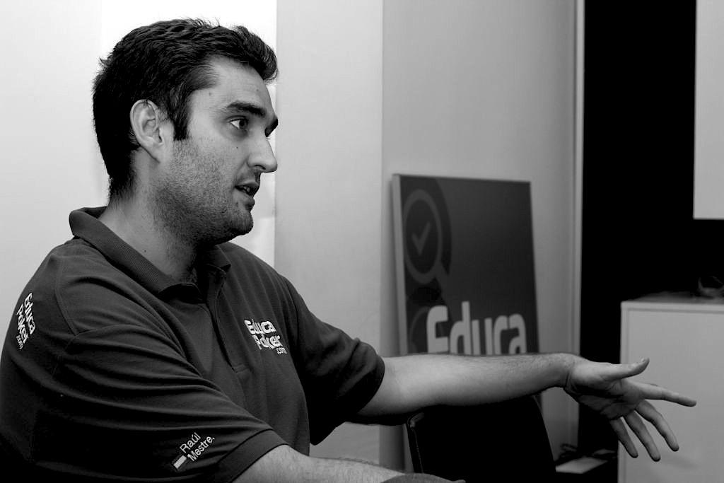 """Raúl Mestre: """"En el póquer no necesitas ser el mejor para ganar dinero"""""""