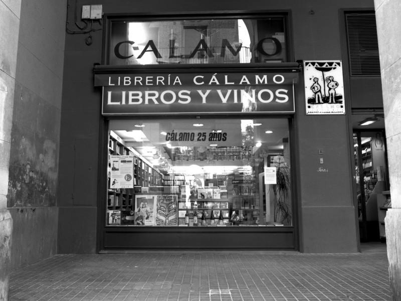 Librerías con encanto: Cálamo (Zaragoza)
