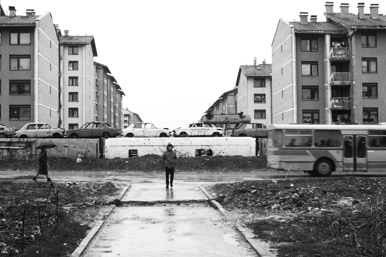 20 años después, Sarajevo