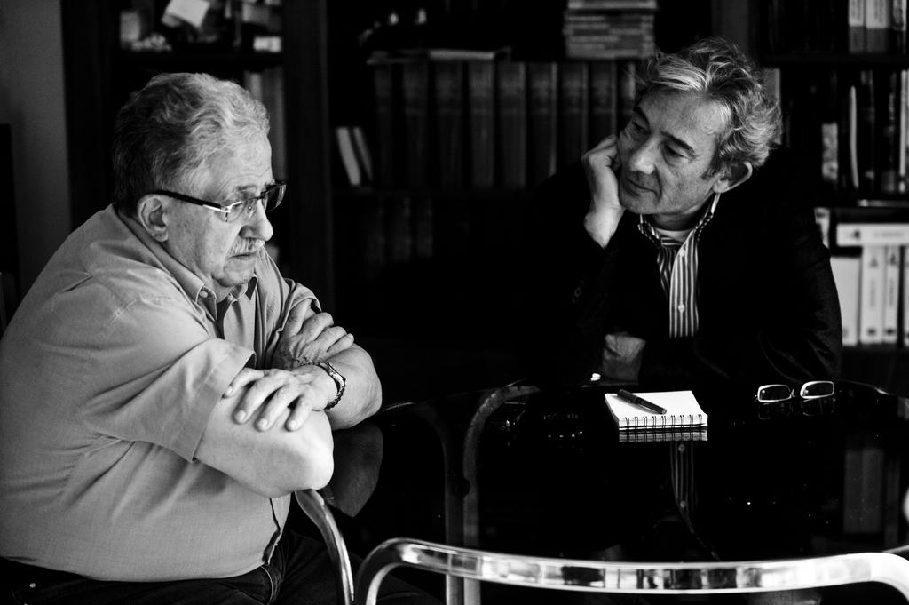 Josep Fontana y Enric González o qué ocurre en Cataluña