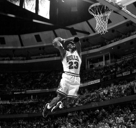 Michael Jordan en 23 frases