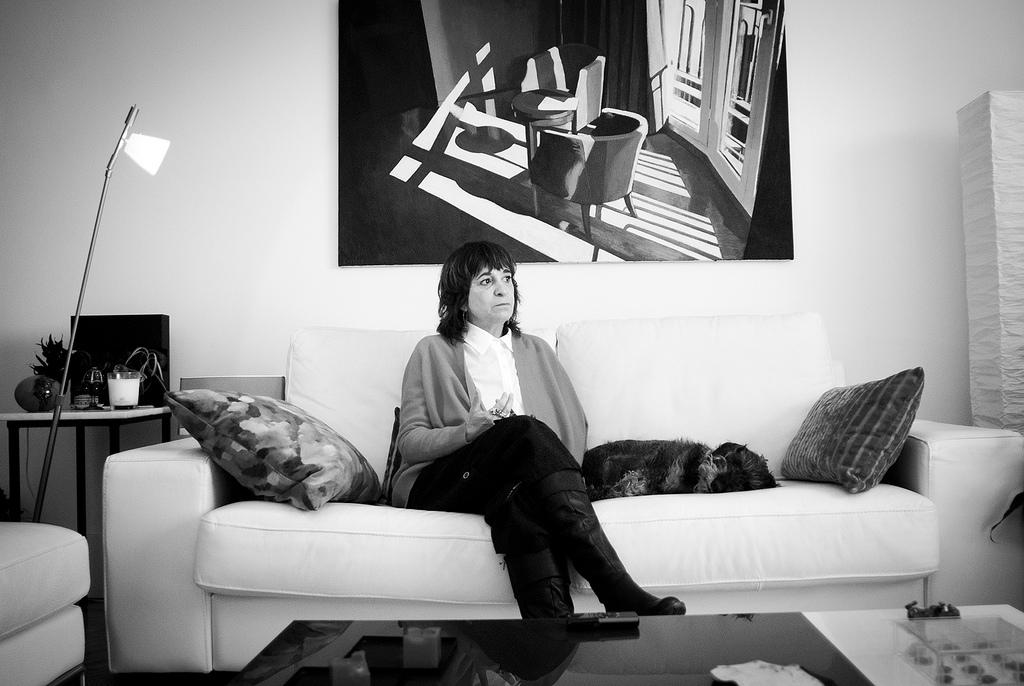 """Rosa Montero: """"Las redacciones se han terminado convirtiendo en fortines apaches"""""""
