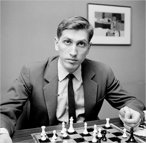 Bobby Fischer (III): L'enfant terrible
