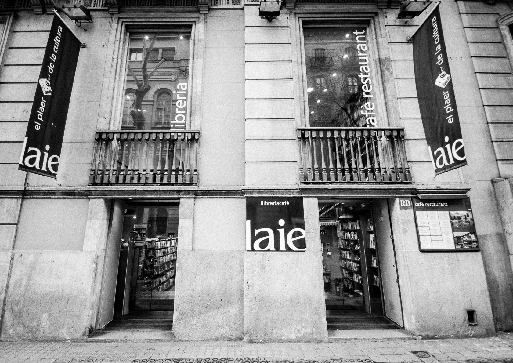 Librerías con encanto: Laie (Barcelona)