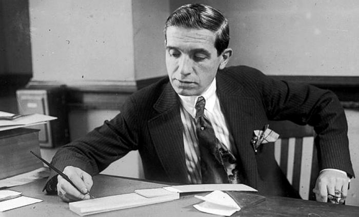 Charles Ponzi, el Bernie Madoff de los años 20