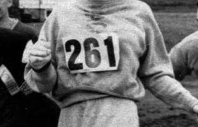 Bobbi Gibb y K. V. Switzer corrieron el maratón de Boston