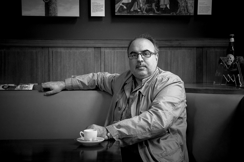 """Enric Juliana: """"El periodisme mai no hauria d'haver estat una carrera universitària, és un ofici"""""""