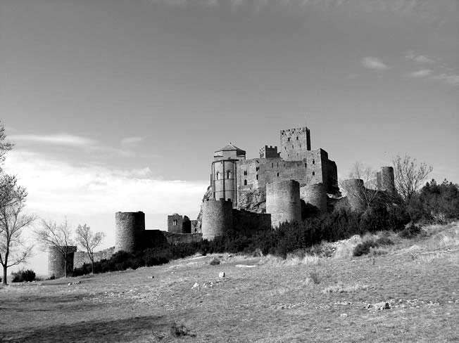 Vida y muerte en un castillo medieval