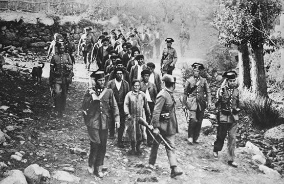 Asturias, octubre 1934