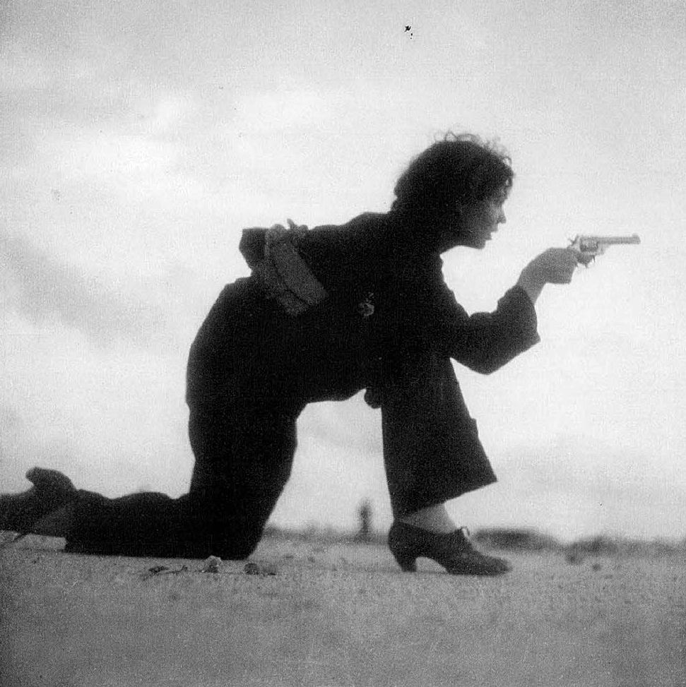 Gerda Taro: rubio destello en la sombra
