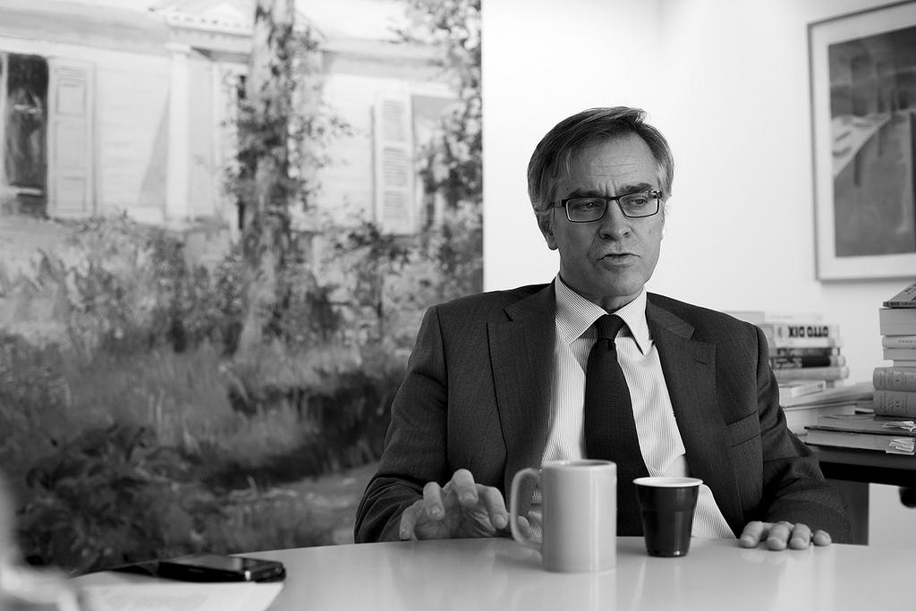 Guillermo Solana: «Para la cultura, la gran tragedia de esta crisis es la quiebra de las cajas de ahorros»