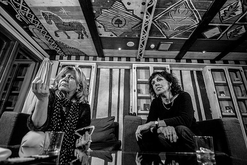 Conversaciones de física en el Santa Cristina: Ariella Cattai y Concha González-García
