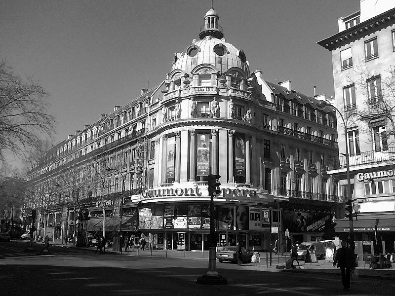 París, siempre nos quedarán los cines