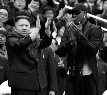 Guillermo Ortiz: Kim Jong-Un, Dennis Rodman y los «expendables»