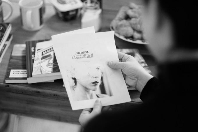 Editar en tiempos revueltos: Marian y James Womack (Nevsky Prospects)