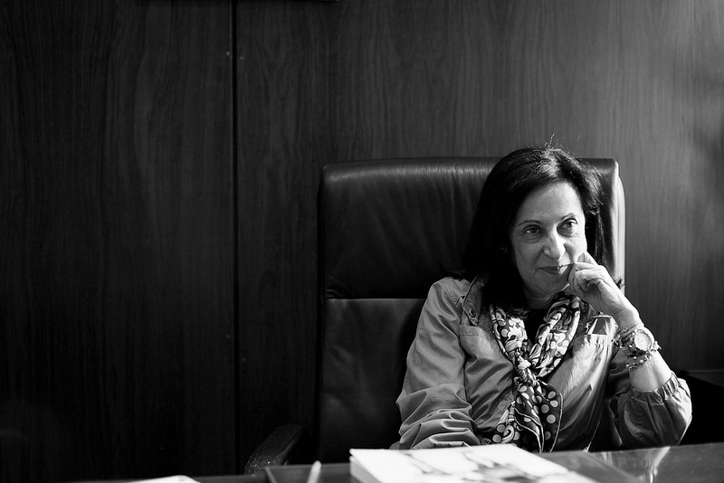 Margarita Robles: «El sistema que tenemos permite la corrupción»