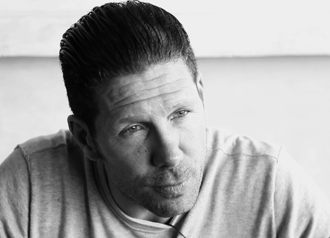 El Cholo Simeone para Jot Down Magazine