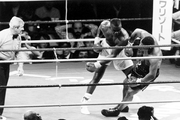 Mike Tyson y Buster Douglas: la historia del «Don Nadie» más famoso del mundo