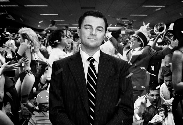 Lahuella de Scorsese en El lobo de Wall Street