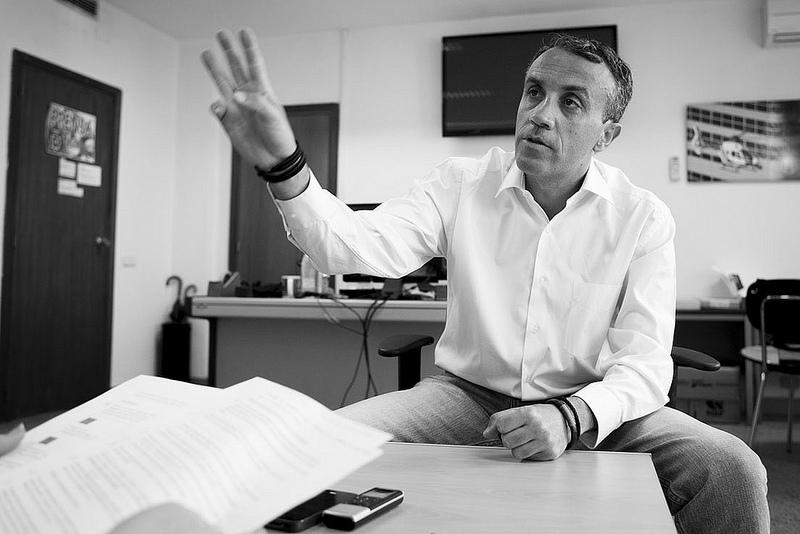 Carlos Fernández Guerra: «Los tuiteros somos una élite»