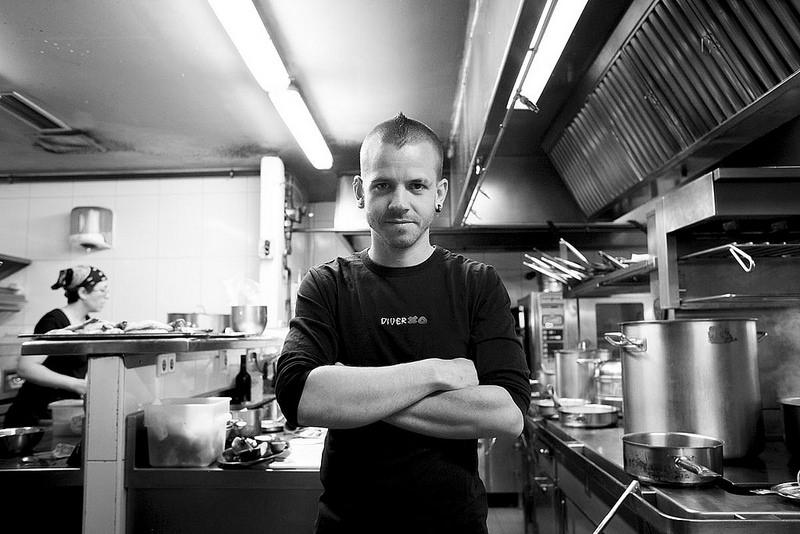 David Muñoz: «No debemos perder la perspectiva: el cocinero es un artesano, no un artista»