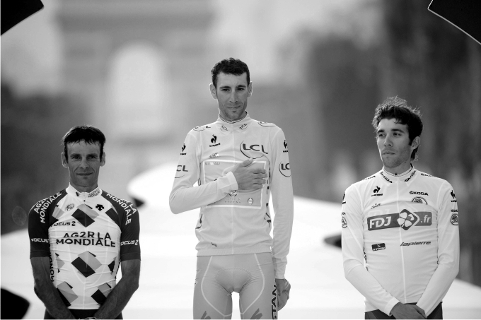 Vincenzo Nibali y la sombra del dopaje en el Tour 2014