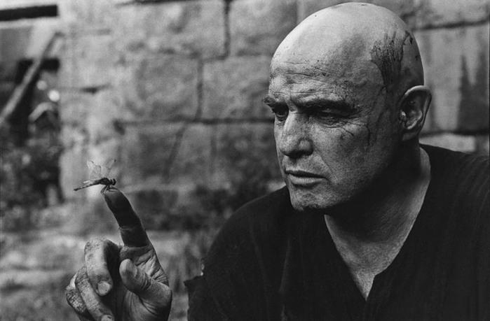 Diez años sin Marlon Brando