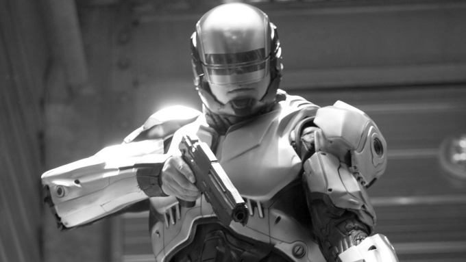 Imagen promocional de Robocop