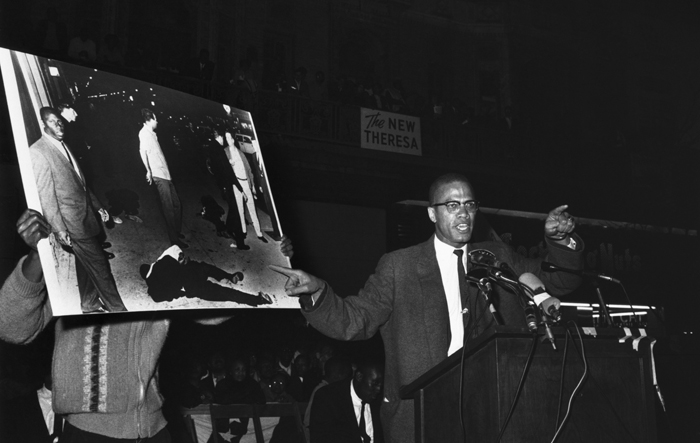 Malcolm X (II): la estrella mediática