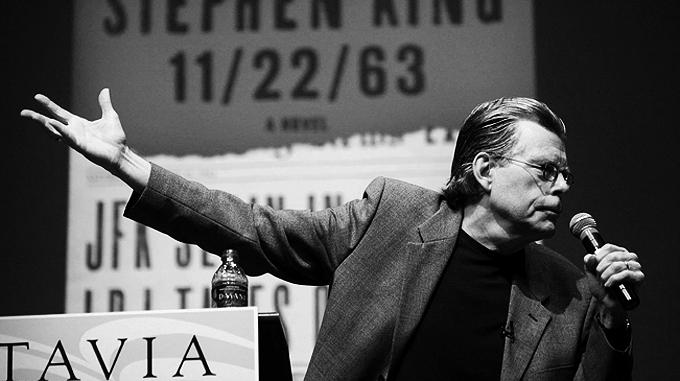 Así es como Stephen King proyecta su sombra