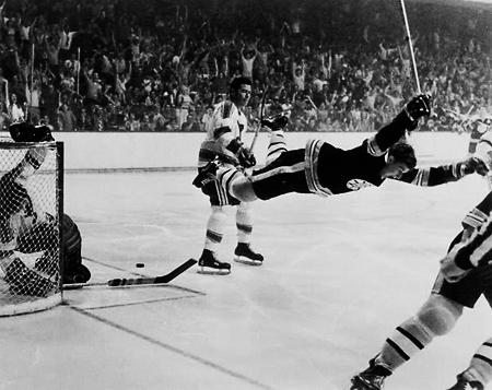 La historia de la mejor fotografía del mundo del hockey