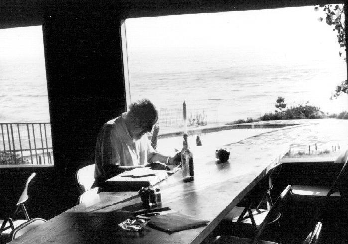 Fritz Perls en 1968. Foto: cortesía de gestalt.org