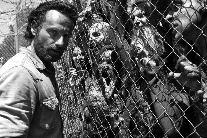 The Walking Dead, la serie que ha derrotado al fútbol