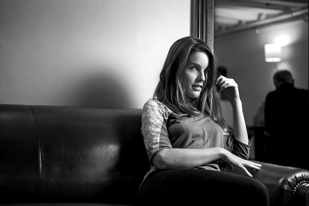 Amarna Miller: «Me parece hipócrita que se omita el sexo en todas las obras supuestamente artísticas»