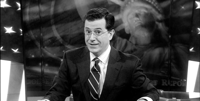Vida y milagros de «Stephen Colbert»