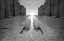 Sivan a California y solo pueden ver una cosa, visiten el Instituto Salk de Louis I. Kahn