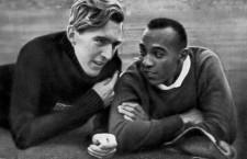 Jesse Owens y Lutz Long. Fotografía: ©TopFoto / Cordon Press